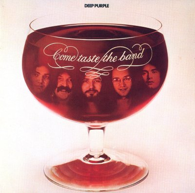 Deep Purple - Come Taste The Band (1975) DVD-Audio