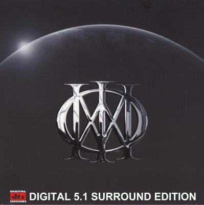 Dream Theater - Dream Theater (2013) DTS 5.1