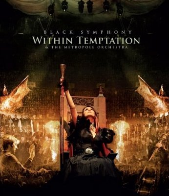 Within Temptation & The  Metropole Orchestra - Black Symphony (2008) DVD-Audio