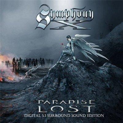 Symphony X - Paradise Lost (2008) DTS 5.1