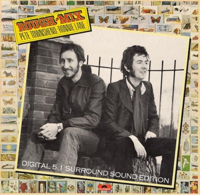 Pete Townshend & Ronnie Lane ‎- Rough Mix (2006) DTS 5.1