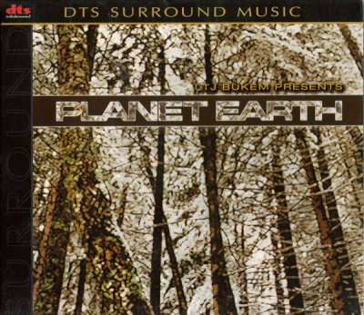 LTJ Bukem ‎- Planet Earth (2005) Audio-DVD
