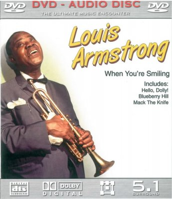 Louis Armstrong - When You're Smiling (2004) Audio-DVD