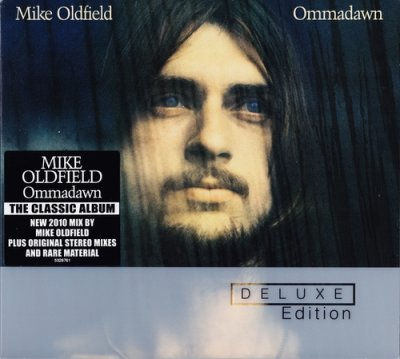 Mike Oldfield - Ommadawn (2010) Audio-DVD