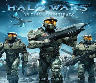 Stephen Rippy - Halo Wars - Original Soundtrack (2009) DTS 5.1