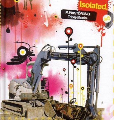 Funkstörung - Isolated. Triple Media (2004) DTS 5.1