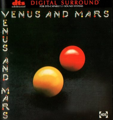 Paul McCartney & Wings - Venus & Mars (2001) DTS 5.1