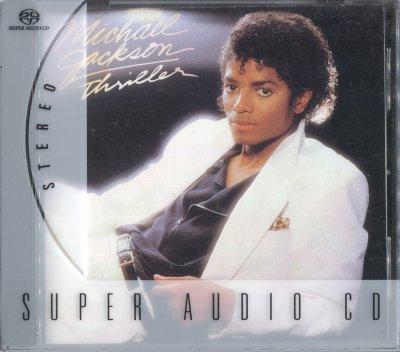 Michael Jackson - Thriller (2006) SACD-R