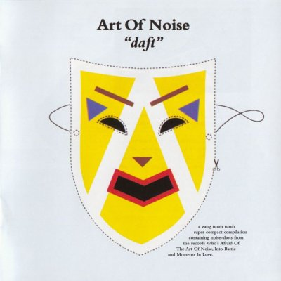 Art Of Noise - Daft (2003) SACD-R