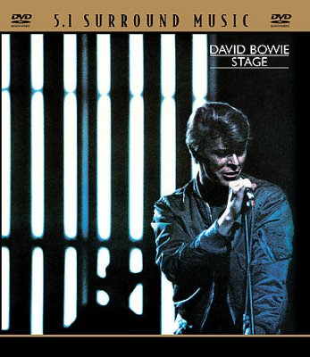 David Bowie - Stage (2005) DVD-Audio
