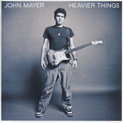John Mayer - Heavier Things (2003) SACD-R