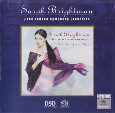 Sarah Brightman & The London Symphony Orchestra - Time to say goodbye (2004) SACD-R