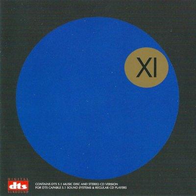 Klaus Schulze & Pete Namlook - The Dark Side of the Moog XI (2008) DTS 5.1