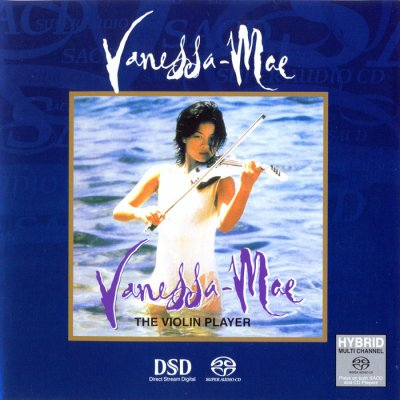 Vanessa Mae - The Violin Player (2004) SACD-R