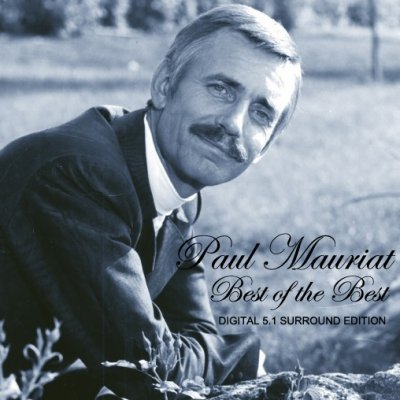 Paul Mauriat - Best of the Best (1975) DTS 5.1
