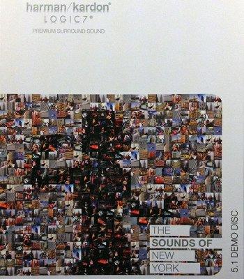 VA - Harman Kardon Logic 7 - The Sounds of New York (2008) DTS 5.1