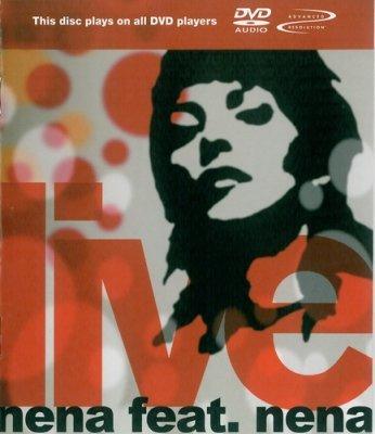 Nena - Nena Feat. Nena (Live) (2003) DVD-Audio
