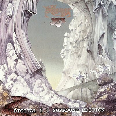 Yes - Relayer (2014) DTS 5.1