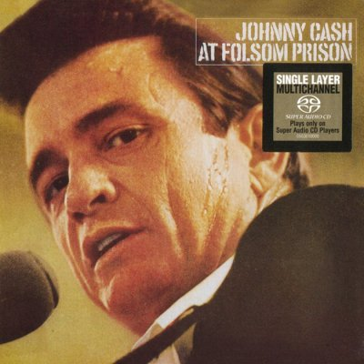 Johnny Cash - At Folsom Prison (1999) SACD-R