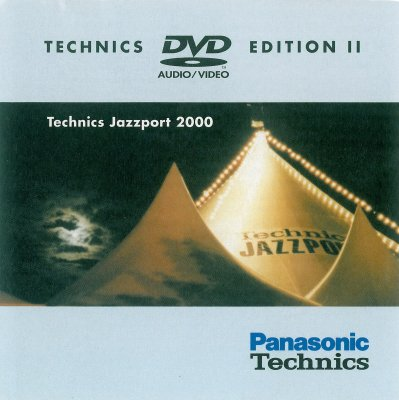 VA - Technics Jazzport (2000) DVD-Audio
