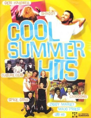 Download VA - Cool Summer Hits in surround format DTS 5 1