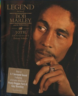 Bob Marley & The Wailers - Legend (30th Anniversary) (2014) FLAC 5.1
