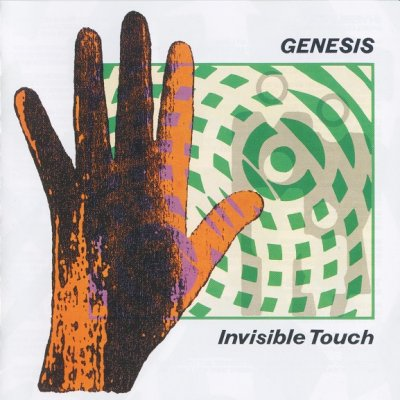 Genesis - Invisible Touch (2007) Audio-DVD