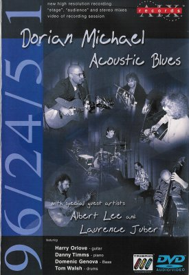 Dorian Michael - Acoustic Blues (2003) DVD-Audio