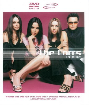 The Corrs - In Blue (2000) DVD-Audio