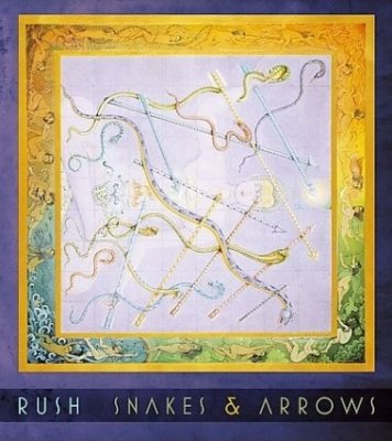 Rush - Snakes and Arrows (2007) DTS 5.1