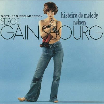 Serge Gainsbourg - Histoire De Melody Nelson (2011) DTS 5.1