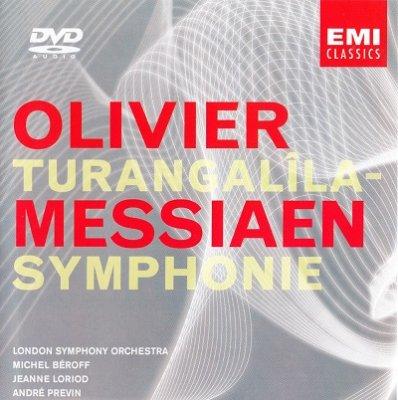 Olivier Messiaen - Turangalîla-Symphonie (2001) DVD-Audio + Audio-DVD