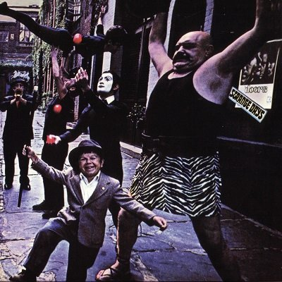 The Doors - Strange Days (2006) DTS 5.1