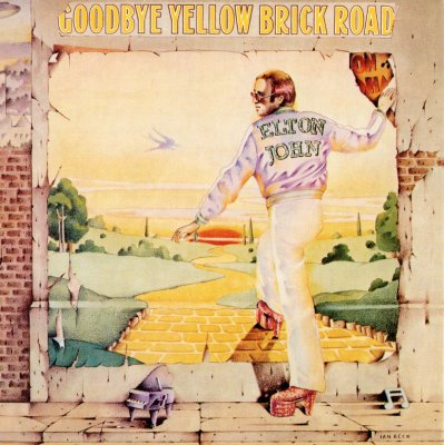 Elton John - Goodbye Yellow Brick Road (2003) SACD-R