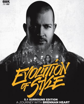 Brennan Heart - Evolution Of Style (2014) DTS 5.1