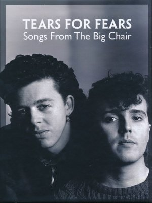 Tears For Fears - Songs From The Big Chair (2014) DVD-Audio