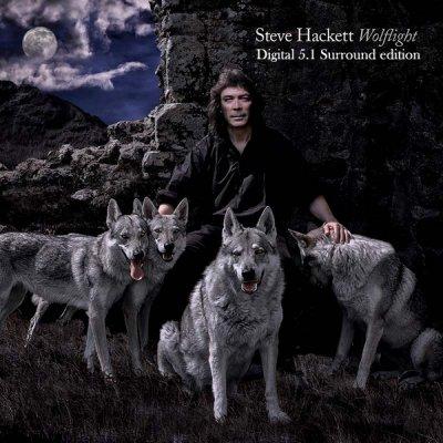 Steve Hackett - Wolflight (2015) DTS 5.1