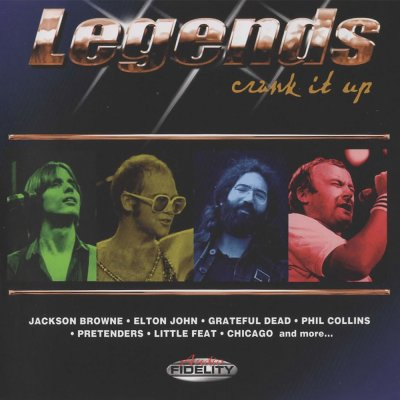 VA - Legends (Crank It Up) (2014) SACD-R