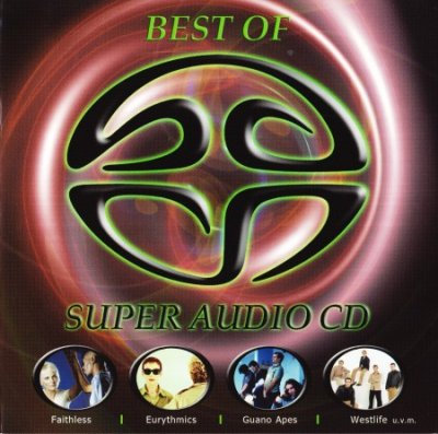 VA - Best of Super Audio CD (Singles collection) (2002) SACD-R
