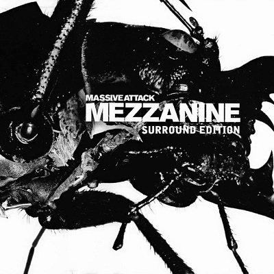 Massive Attack - Mezzanine (Gatefold Cardboard Sleeve Edition) (1998) DTS 5.1