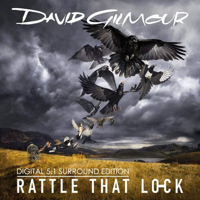 David Gilmour - Rattle That Lock (2015) DTS 5.1