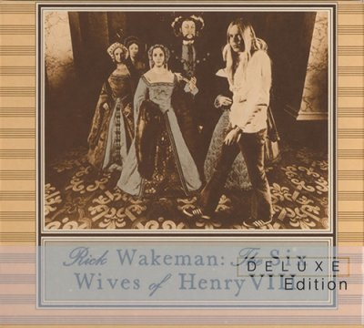 Rick Wakeman - The Six Wives of Henry VIII (Deluxe Edition) (2014) DVD-Audio