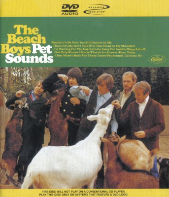 The Beach Boys - Pet Sounds (2003) DVD-Audio