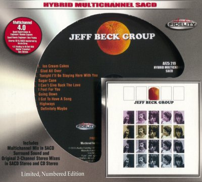 The Jeff Beck Group - Jeff Beck Group (2015) SACD-R