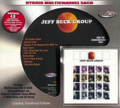 The Jeff Beck Group - Jeff Beck Group (2015) SACD-R