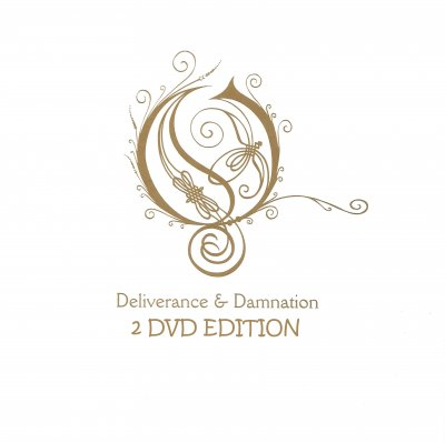 Opeth - Deliverance and Damnation (2 DVD Edition) (2015) Audio-DVD