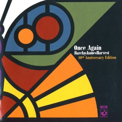 Barclay James Harvest - Once Again (40th Anniversary Edition) (2011) Audio-DVD