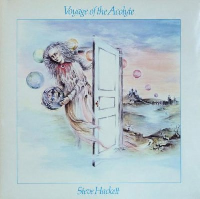 Steve Hackett - Voyage Of The Acolyte (2015) Audio-DVD