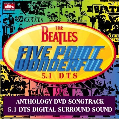 The Beatles - Five Point Wonderful (2003) DTS 5.1