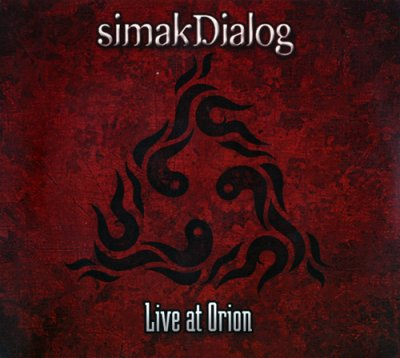 simakDialog - Live At Orion (2 CD) (2015) FLAC